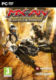 MX Vs. ATV Supercross Encore Edition PC