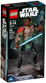 Konstruktor LEGO Star Wars Finn 75116