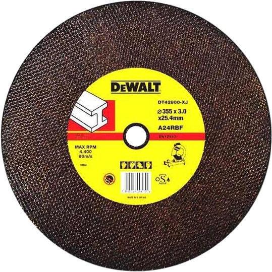 DeWALT DT42800-XJ Cutting Disc for Metal