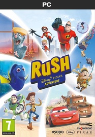 Rush: A Disney Pixar Adventure PC