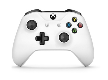 Microsoft Wireless Xbox One Controller White