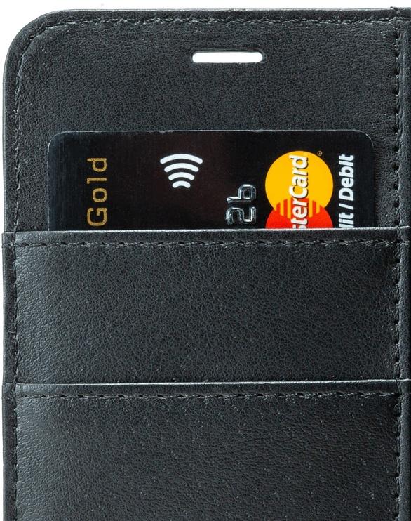 Screenor Smart Book Case For Samsung Galaxy A51 Black