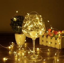 Sise- ja välisvalgusti XY-BL2-20B, 20 LED, soe valge, 2m