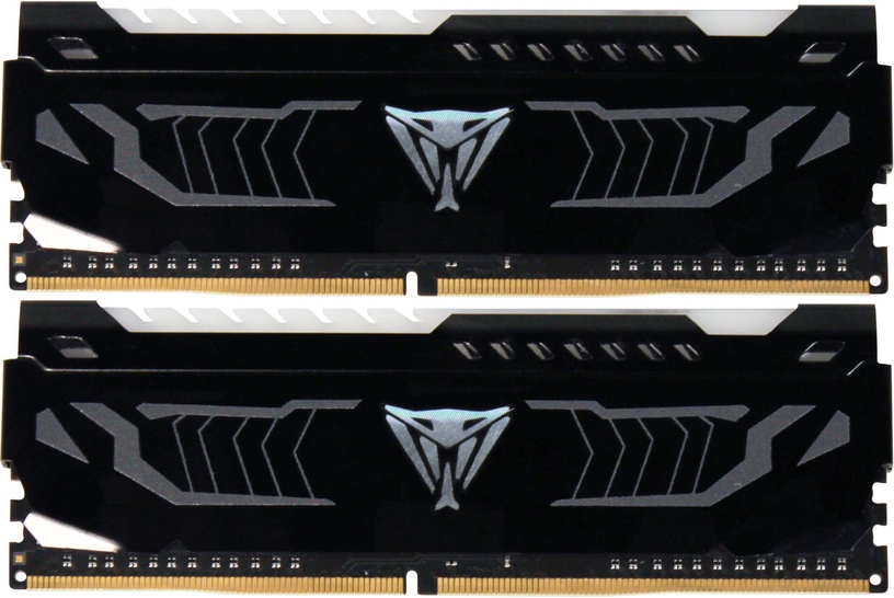 Patriot Viper LED White 16GB 3200MHz CL16 DDR4 KIT OF 2 PVLW416G320C6K