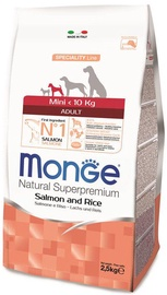 Monge Speciality Line Mini Adult Salmon & Rice 2.5kg