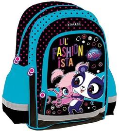 Starpak Backpack Littlest Pet Shop 372659