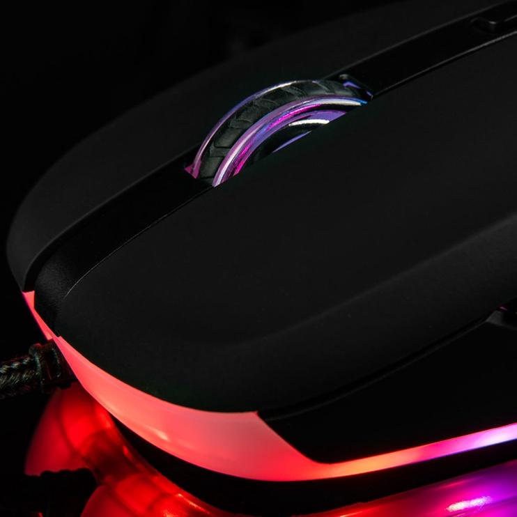Modecom GMX Silent Assasin Optical Gaming Mouse Black
