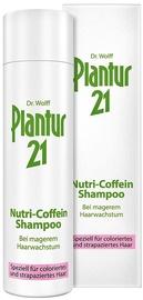 Шампунь DR. KURT WOLFF Plantur 21, 250 мл