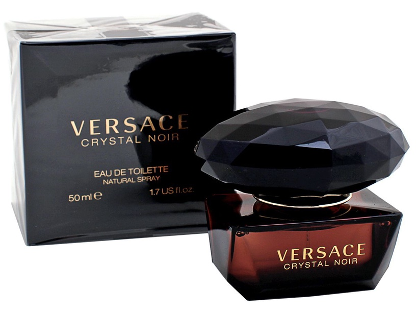 Parfüümid Versace Crystal Noir 50ml EDT