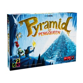 Lauamäng Brain Games Pyramid of Pengqueen