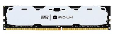 GoodRam IRIDIUM White 4GB 2400MHz CL 15 DDR4 DIMM IR-W2400D464L15S/4G
