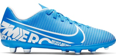 Nike Mercurial Vapor 13 Club FG / MG JR AT8161 414 Blue 38