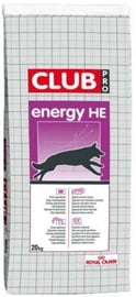 Royal Canin Club Pro Energy High Energy Kibble 20kg