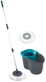 Leifheit Clean Twist Disc Mop Active Gray/Turquoise