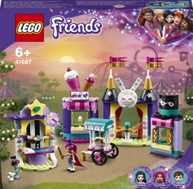 Konstruktor LEGO Friends Magical Funfair Stalls 41687, 361 tk