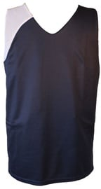 Bars Mens Basketball Shirt Dark Blue/White 175 XL