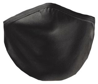 Protect Pyme Antiviral Mask Black 6-12 Years