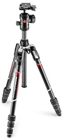 Manfrotto Befree Advanced Carbon Fibre Travel Tripod MKBFRTC4-BH