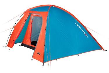 Kolmekohaline telk High Peak Rapido 3 11452, sinine/oranž