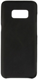 Tellur Leather Back Case For Samsung Galaxy S8 Black