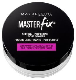 Рассыпчатая пудра Maybelline Master Fix Translucent, 6 г