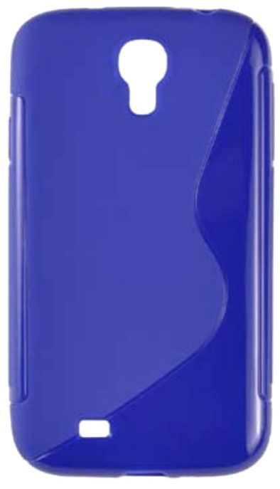Telone Back Case S-Case for Samsung i9500 Galaxy S4 Blue