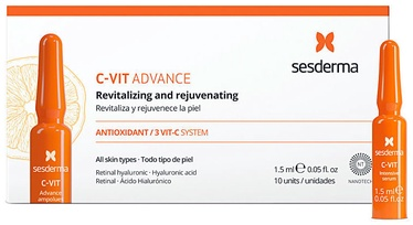 Sesderma C-VIT Advance Ampoules 10x1.5ml