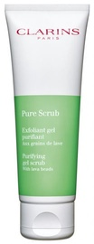 Näokoorija Clarins Pure Scrub, 50 ml