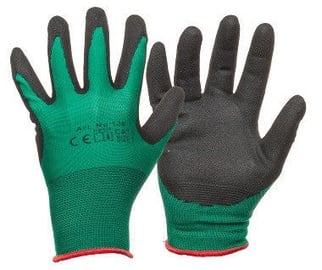 DD Nylon Knitted Gloves With Nitrile Coating 9