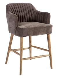 Барный стул Home4you Thomas Grey
