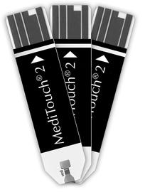 Medisana MediTouch 2 Test Strips 50pcs 79042