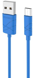 Usams U-GEE USB To Micro USB Cable 1m Blue