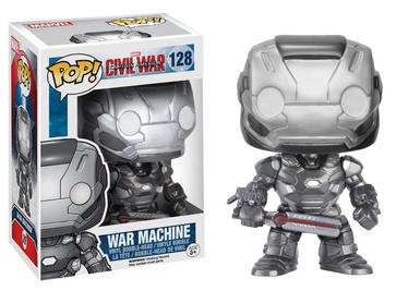 Funko Pop! Civil War Captain America War Machine 128