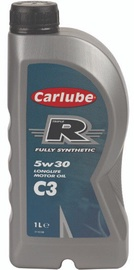 Carlube Triple R 5W-30 C3 Longlife Fully-Synthetic Oil 1l