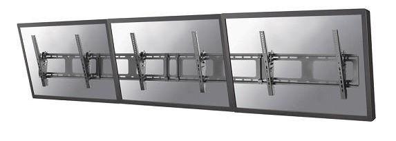 """NewStar NS-WMB300BLACK Menu Board Wall Mount For 40-50"""" Screens Black"""