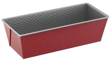 Kaiser Classic Plus Bread Form 25x11.5cm Red Silver