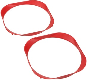 NZXT Aer Fan Trim Frame Red