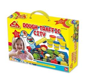Mängukomplekt Peipeile Dough Traffic City 3910