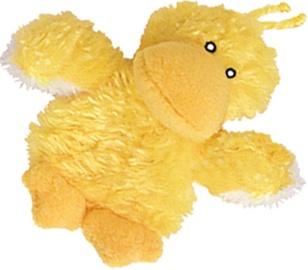 Mänguasi kassile Kong Refillable Duck CA10092 Yellow