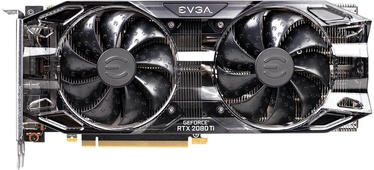 EVGA GeForce RTX 2080 TI Black Edition Gaming 11GB GDDR6 PCIE 11G-P4-2281-KR