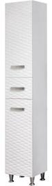 Sanservis 3D-35 White 35x197x31cm