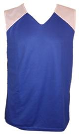 Bars Mens Basketball Shirt Blue/White 179 M