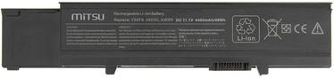 Mitsu Battery For Dell Vostro 3400/3500/3700 4400mAh