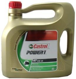 Castrol Power 1 4T 10W40 Engine Oil 4L