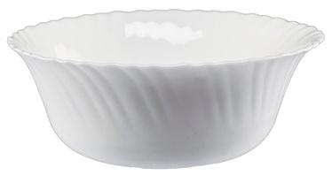 Galicja Glass Bowl White 21cm