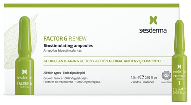 Sesderma Factor G Renew Global Action Ampoules 7x1.5ml