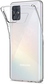 Fusion Ultra Clear Series Back Case For Samsung Galaxy A51 Transparent