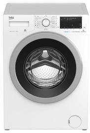 Beko WTV8736XS Washing Machine White