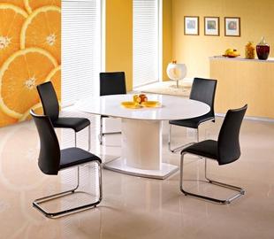 Обеденный стол Halmar Federico White, 1200x1200x760 мм