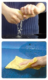 Haushalt J020021 32cm Cleaning Cloth Yellow